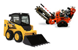 Trenching and Bobcat Rentals in Regina SK, Pilot Butte, Moose Jaw, White City, Lumsden