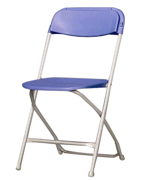 Where to find CHAIRS, FOLDING ROYAL BLUE in Regina