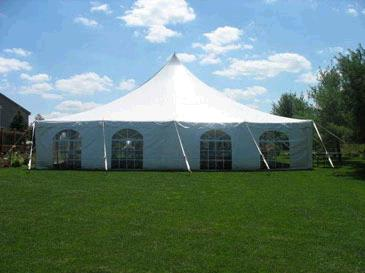 Where to find TENT, 40  X 40 POLE in Regina