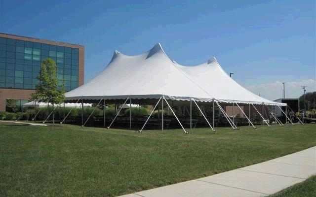 Where to find TENT, 60  X 60 POLE 3600SQ.FT. in Regina