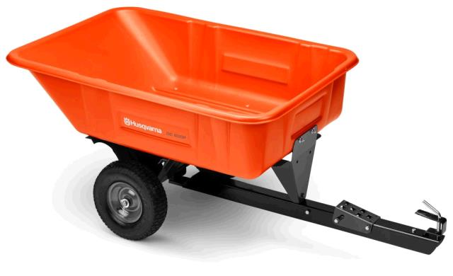Where to find DUMP CART TRACTOR ATTACH, POLY 10 cu ft in Regina
